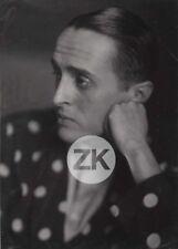 RENE CLAIR Berlin CINEMA FRANCAIS Réalisateur Lotte JACOBI Photo 1930s