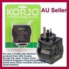 Ja06 Korjo Aust. to Japan Travel Adaptor for Australia 240v Plug- Fit24