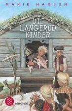 Die Langerudkinder von Marie Hamsun (2012, Taschenbuch), UNGELESEN