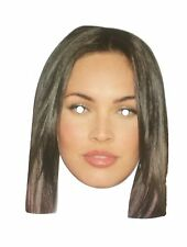 Megan Fox Celebrity Face Mask - Fancy Dress Parties etc - New & Sealed
