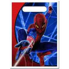 NEW AMAZING SPIDERMAN TREAT BAGS (8)