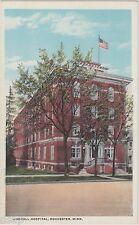 c1910 ROCHESTER Minnesota Minn Postcard Mn WORRELL HOSPITAL