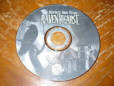 Mystery Case Files: Ravenhearst PC CD-ROM Big Fish Games for Windows