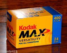 Kodak All Condition Max Versatility 400 -Color Print Film 24 Exposure *EXPIRED*