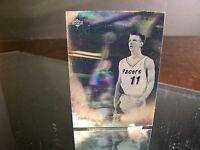 Rare Detlef Schrempf Upper Deck Hologram 1991 Card AW5 Sixth Man Award Pacers