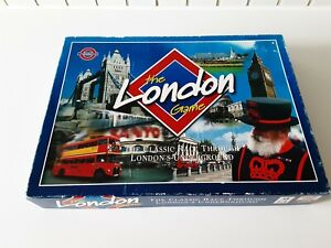 The London Game Board Game