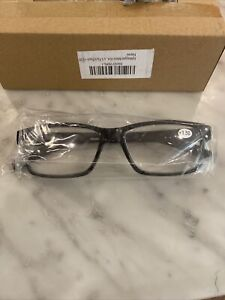 5 Pack Reading Glasses 3.5x, New In Box