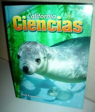 Scott Foresman CIENCIAS Science Earth Life Physical SPANISH Edition 2nd Grade 2
