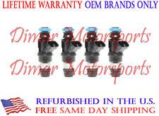Lifetime Warranty - OEM Genuine Delphi Fuel Injectors - 25325012 2.2L Sonoma S10