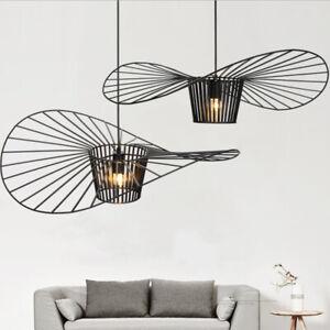 Modern Nordic LED Vertigo Pendant Light Shade Chandelier Ceiling Hanging lamp