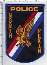 North Pekin Police (Illinois)  Shoulder Patch - new from the 1980's