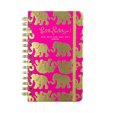 LILLY PULITZER - LAST 4! - 2017 Agenda - 17 month Planner - Tusk in Sun - Medium