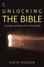 Unlocking the Bible  Pawson, David  Acceptable  Book  0 Paperback