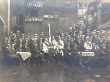 Studentica Fotografie Studenten Verbindung KDStV Rheno Franconia E. Marth ~1900