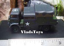 Oxford Military 1/76 Bedford QLB Gun Tractor British 112th Duram Infant 76QLB003