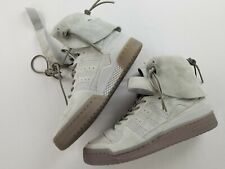 new ADIDAS Originals Forum High Moc men shoes ART B27682 grey sz 9 MSRP $180