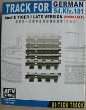 AFV CLUB 1/35 workable Track link for Tiger 1 late type AF35093