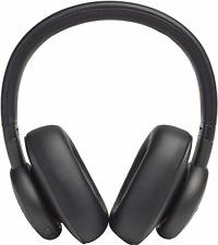 Harman Kardon Fly Inalámbrico sobre la oreja los Auriculares con Cancelación Activa Del Ruido-Negro