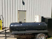 Start a BBQ Business Reverse Plate 8 foot Smoker Trailer Do NOT Buy a Food Truck