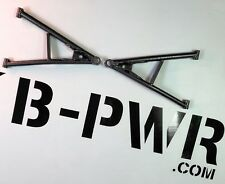"""B-PWR Polaris Axys 39"""" lower suspension A-Arm kit (Ball joints included, PLS-39)"""