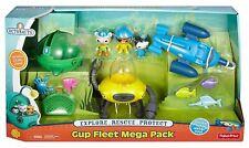 Octonauts Gup Fleet Mega Pack Playset