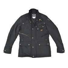 G STAR RAW Herren Jacke M 50 NEW SANDHURST JKT Jacket Übergangsjacke gefüttert