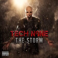 TECH N9NE : THE STORM limited deluxe  - CD New Sealed