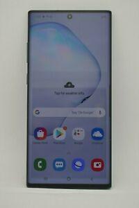 Samsung Galaxy Note10+ PLUS SM-N975U1 256GB  Aura Black GSM CDMA UNLOCKED