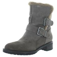 Bandolino Womens Calisa Suede Cold Weather Ankle Winter Boots Shoes BHFO 3577