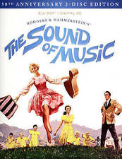 Sound of Music 50th Anniversary [Blu-ray Blu-ray