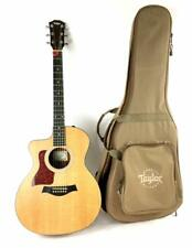 Robert Taylor Left-handed Acoustic Guitar 114ce Lot 1118