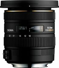 Sigma 10-20mm F3.5 EX DC HSM Lens for Sigma fit (UK Stock) BNIB