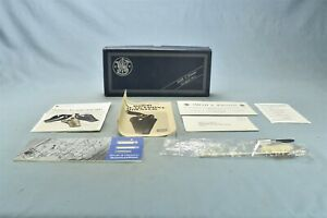 Vintage SMITH & WESSON COMBAT MASTERPIECE MODEL 67 FACTORY BOX 647 ONLY #01396