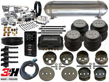 Complete Airbag Suspension Kit With Air Lift 3h 65 72 Mercedes W108 Level 4