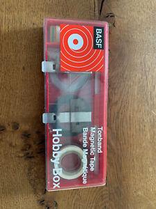 BASF Hobby-Box Sehr seltenes Schneidegerät für Tonband !!!