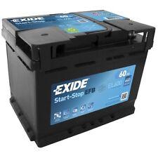 Exide EFB EL600 60Ah Start-Stopp Autobatterie