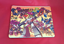 Transformers Decepticon Inspired 80's Vintage Mouse Mat Pad PC & Laptop Gaming