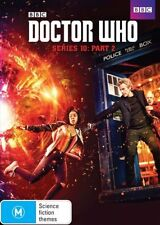 Doctor Who Series 10 Part 2 DVD NEW Region 4