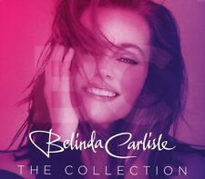 BELINDA CARLISLE - THE COLLECTION (CD+DVD)  CD + DVD NEW+