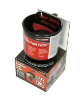 MR FUNNEL RFF1C FUEL FILTER 2.5 GAL/MINUTE PETROL, DIESEL, HEATING OIL, KEROSENE