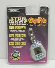TIGER ELECTRONICS - STAR WARS GIGA PETS R2D2 - NEW IN PACKAGE! 1997