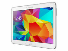 "Samsung Galaxy Tab 4 SM-T535 Tablet 10.1"" 16GB WiFi+4G Unlocked Android White"