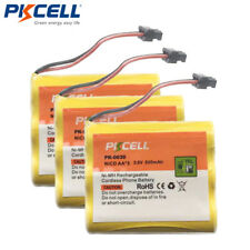 3 x  Coldless Home Phone Battery for Uniden BT-905 BT905 PKCELL