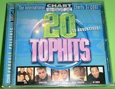 Chartboxx - 20 Top Hits aus den Charts 3/2001 (CD) No Angels, ATC, DJ Bobo,...