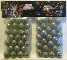 2 Bags Of Star Wars Movie Promo Marbles