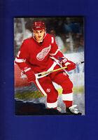 Sergei Fedorov HOF 1995-96 Fleer Metal Hockey #45 (MINT) Detroit Red Wings
