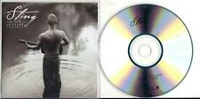 Sting 2011 6trk PROMO CD RADIO SAMPLER The Best Of 25 Years THE POLICE