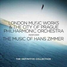 The Music of Hans Zimmer Definitive Collection 0738572145323