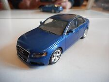 Minichamps Audi A4 3.2 Quattro in Blue on 1:43