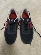 Mens New Balance Trainers Navy Red NB 410  Size Uk 8.5